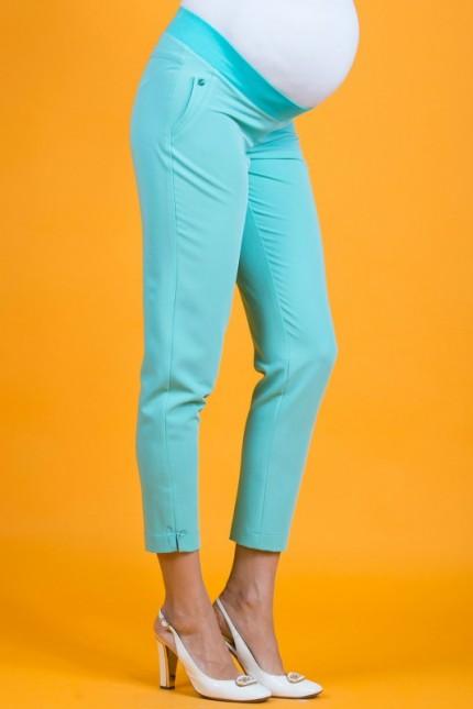 Укороченные брюки для беременных